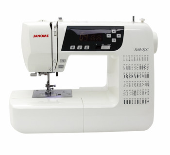 Janome 3160QDC Computerized Sewing Machine - Refurbished