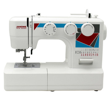 Janome MOD 19 Sewing Machine (Refurbished) - Front view