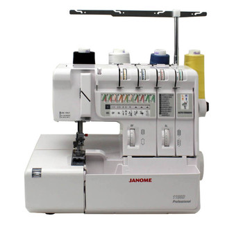 Janome 1100D Professional Serger (Refurbished) - Front view