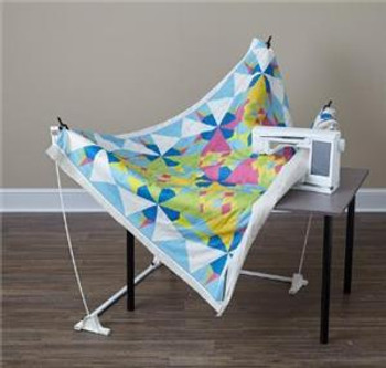 Janome Weightless Quilter Floor Standing Frame