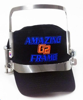 Hooptech Gen 2 Cap Frame Fits Brother/Baby Lock 6 Needle and More