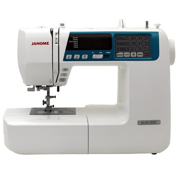 Janome 4120QDC-B Computerized Quilting and Sewing Machine -  Large Extension Table