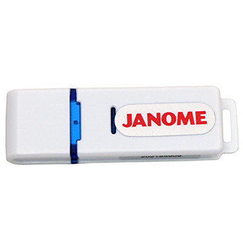 Janome - Anna Maria Horner 40 embroidery Designs USB