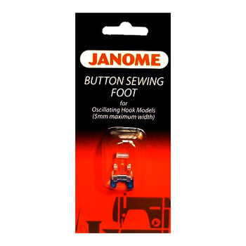 Janome Front-Load - Button Sewing Foot