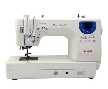 Janome Memory Craft 6300P Sewing Machine with Exclusive Bonus Bundle