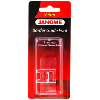 Janome Border Guide Foot for 9mm Machines