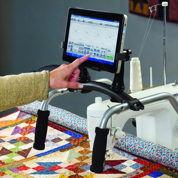Quilter's Creative Touch System
