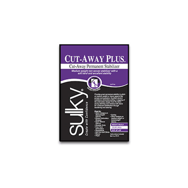 "Sulky Cut-Away PLUS 275-25 (20"" x 25 yd)"