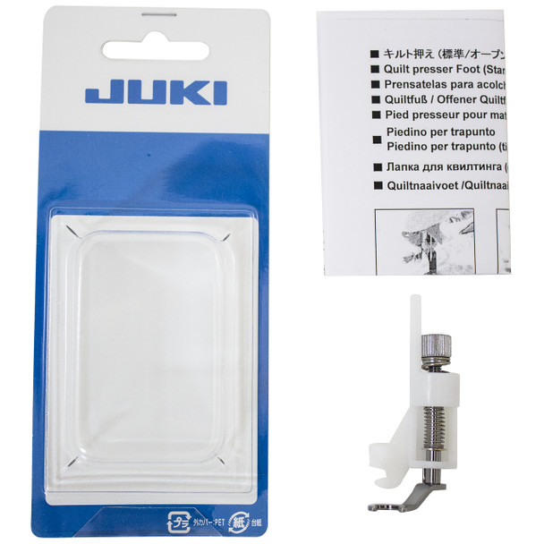 Juki Open Toe Free Motion Foot For HZL-DX, HZL-F and HZL-G Series Machines