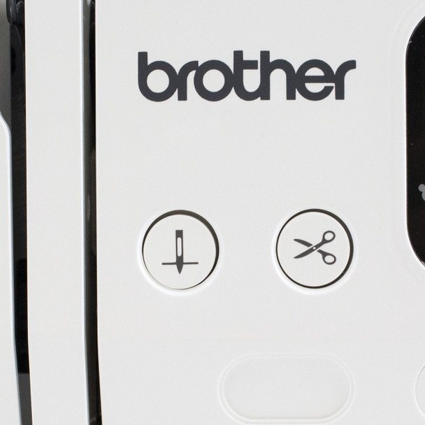 Brother PE540D Disney Embroidery Only Machine control buttons