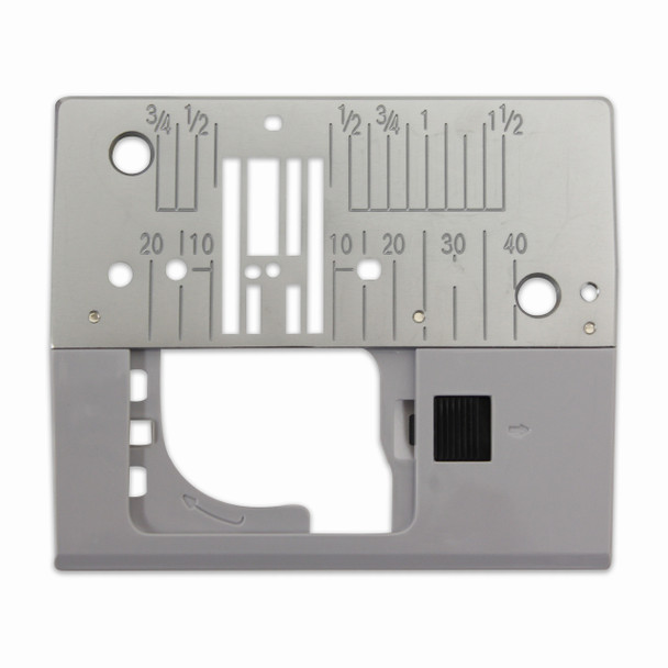 Janome Straight Stitch Needle Plate Fits 40QC 40 40 Others Inspiration Janome 6260qc Sewing Machine Price