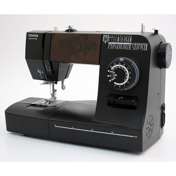 Toyota J34 Super Jeans Sewing Machine right view