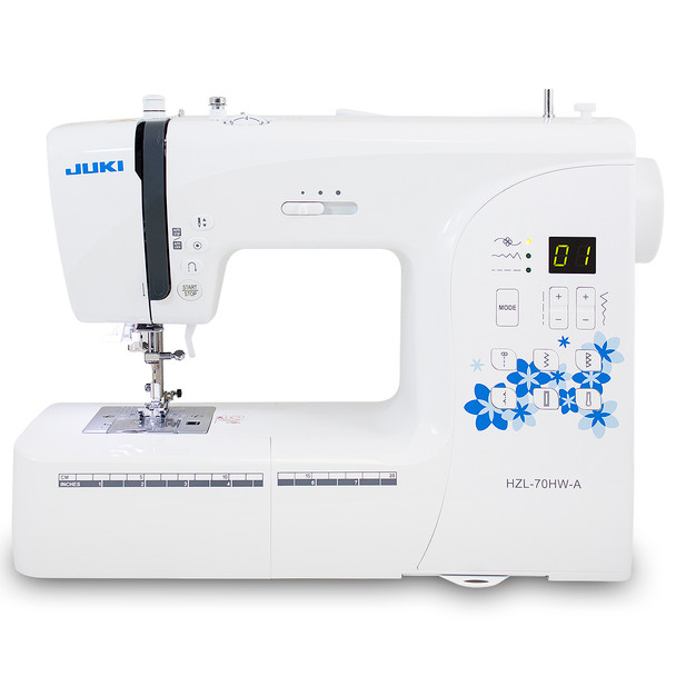 Juki HZL-70HW Computerized Sewing and Quilting Machine