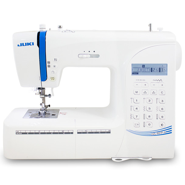 Juki HZL-80HP Computerized Sewing and Quilting Machine