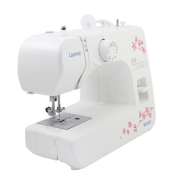 Luova SC1610 Sewing Machine with Bonus Feet