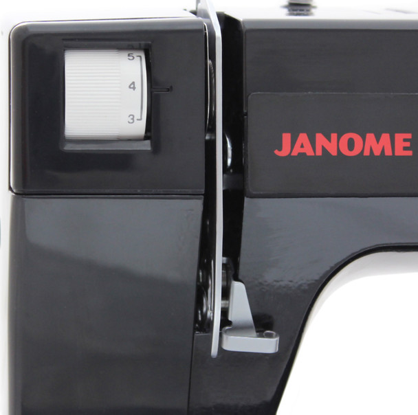 Janome HD1000 Black Edition Sewing Machine (Refurbished) - Tension Control