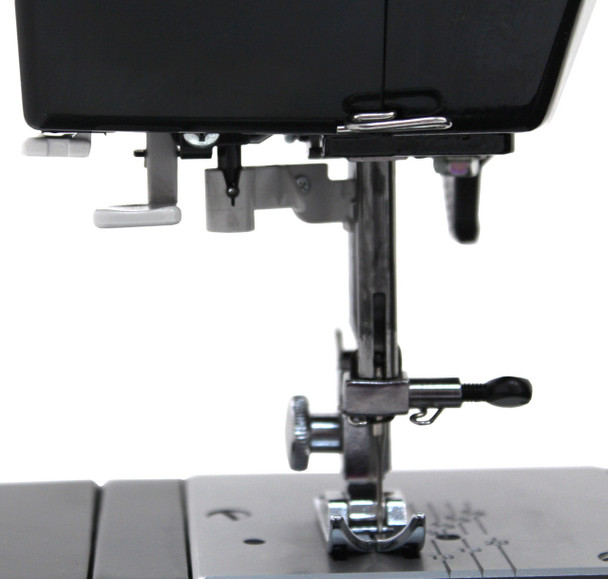 Janome HD1000 Black Edition Sewing Machine (Refurbished) - Presser Foot Lever