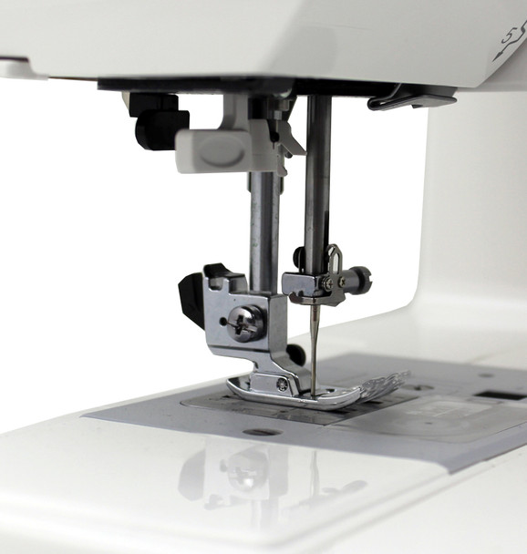 Janome MOD-30 Computerized Sewing Machine (Refurbished) - Needle area