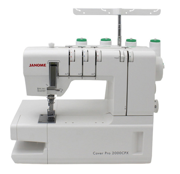 Janome CoverPro 40CPX Coverstitch MachineRefurbished 4040 Beauteous Coverstitch Sewing Machine