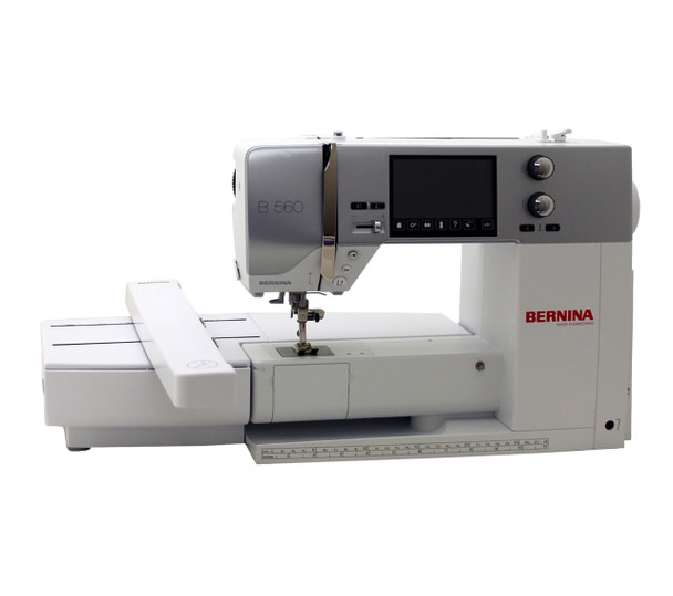 Bernina B40E Embroidery Sewing Machine With Embroidery Unit Extraordinary Bernina Sewing Machine Accessories