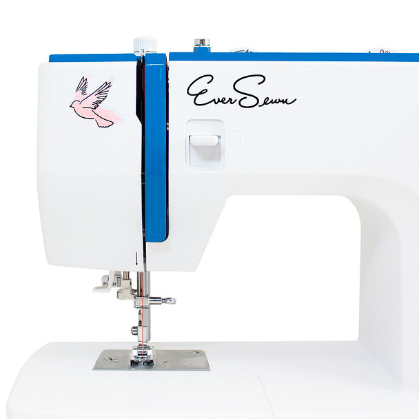 EverSewn Sparrow 15 – 32 Stitch Mechanical Sewing Machine head
