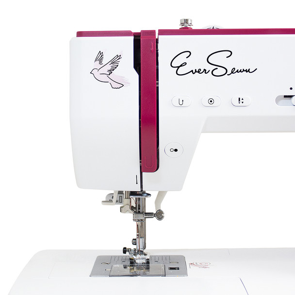 EverSewn Sparrow 20 – 80 Stitch Mechanical Sewing Machine With Sewing Bundle