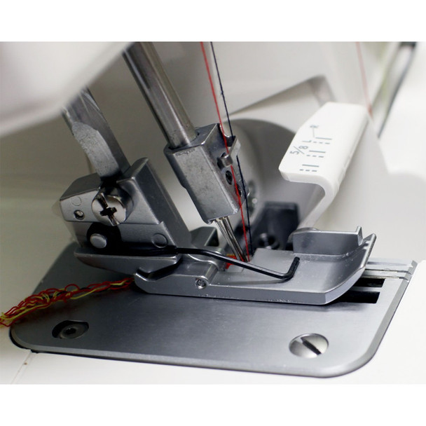 Janome 7034D Foot and Plate