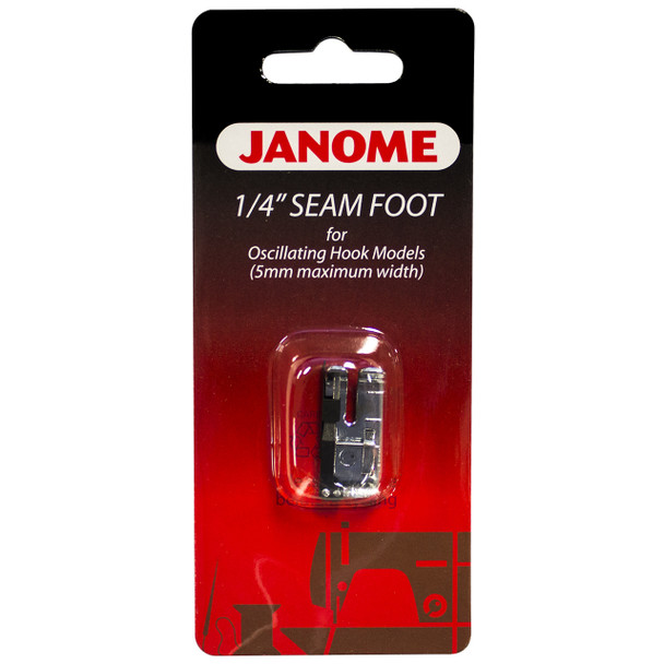 Janome Front-Load - 1/4 inch Seam Foot