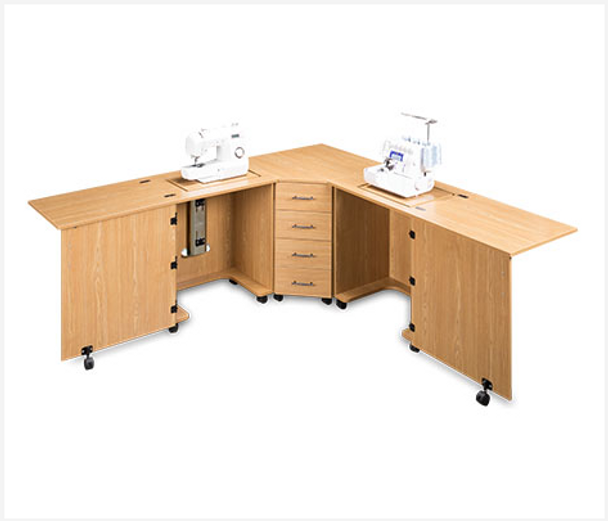 Sylvia Design Sewing Furniture Model 48 Sewing Center 484848 Simple Shipping Furniture Model