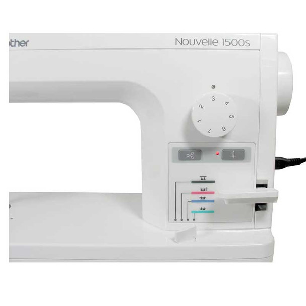 Brother Pq1500sl High Speed Straight Stitch And Quilting