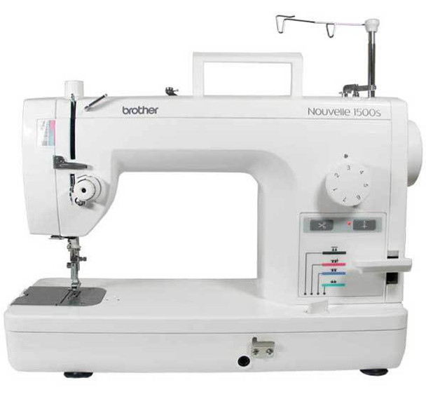 Brother PQ40SL HighSpeed StraightStitch And Quilting Machine New Brother Pq1500sl Sewing Machine