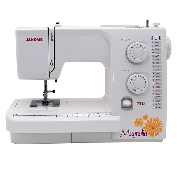 Janome Magnolia 40 Sewing Machine With Exclusive Bonus Bundle Awesome Janome Sewing Machine