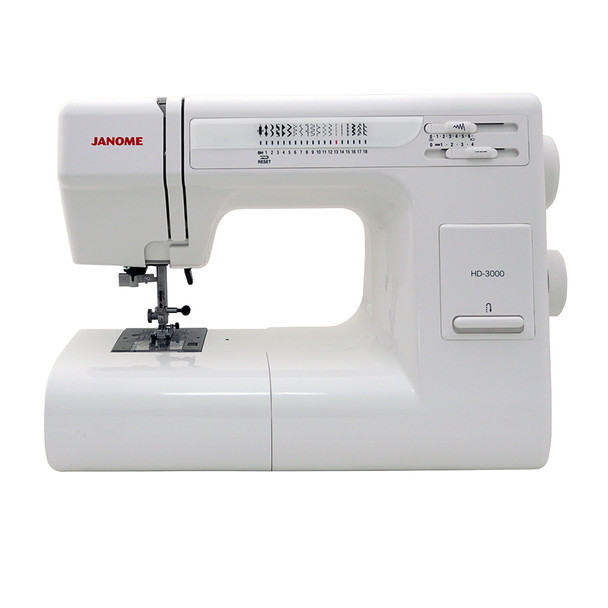 Janome HD40 Sewing Machine With Exclusive Bonus Bundle 4040 Delectable Janome Sewing Machines