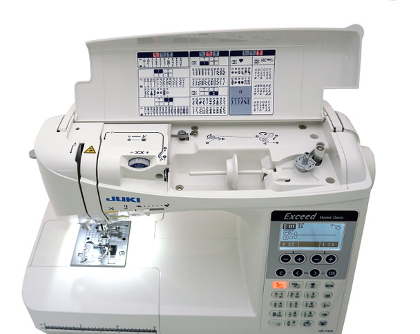 Juki Exceed HZL F300 Home Deco Computerized Sewing Machine