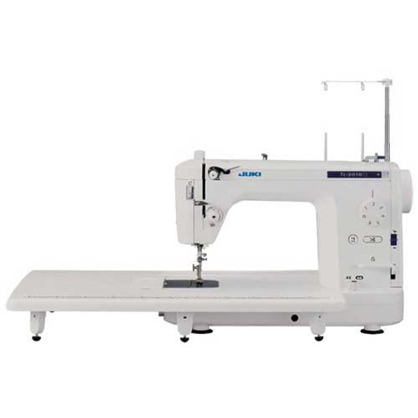 Juki TL2010 - Sewing Extention Area Included