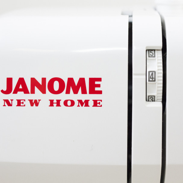 Janome 8077 Computerized Sewing Machine - Tension Control