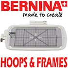 Bernina Hoops Frames