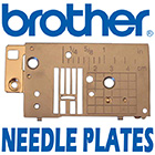 Brother Needle Plates