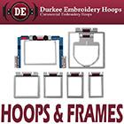 Durkee Hoops Frames