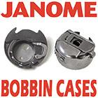 Janome Bobbin Cases