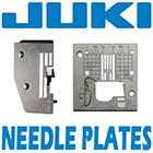 Juki Needle Plates