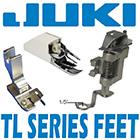 Juki TL Series Feet
