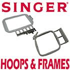 Singer Hoops Frames