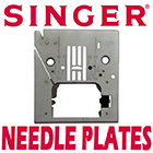 Singer Needle Plates