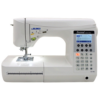Juki Exceed HZL F40 Home Deco Computerized Sewing Machine 4040 Amazing Juke Sewing Machine