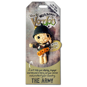 The Army Watchover Voodoo Doll