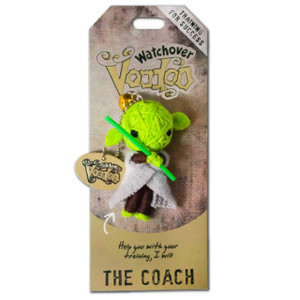 The Coach Watchover Voodoo Doll