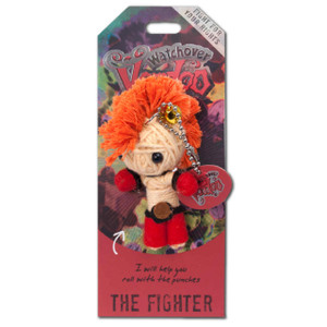The Fighter Watchover Voodoo Doll