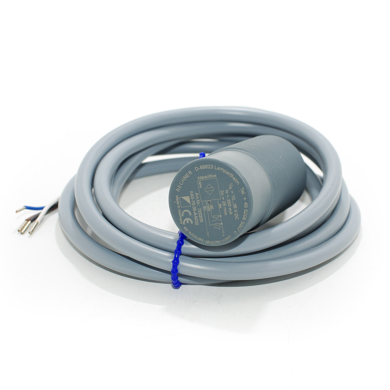 Rechner NPN Capacitive Sensor - TremTech Electrical Systems Inc