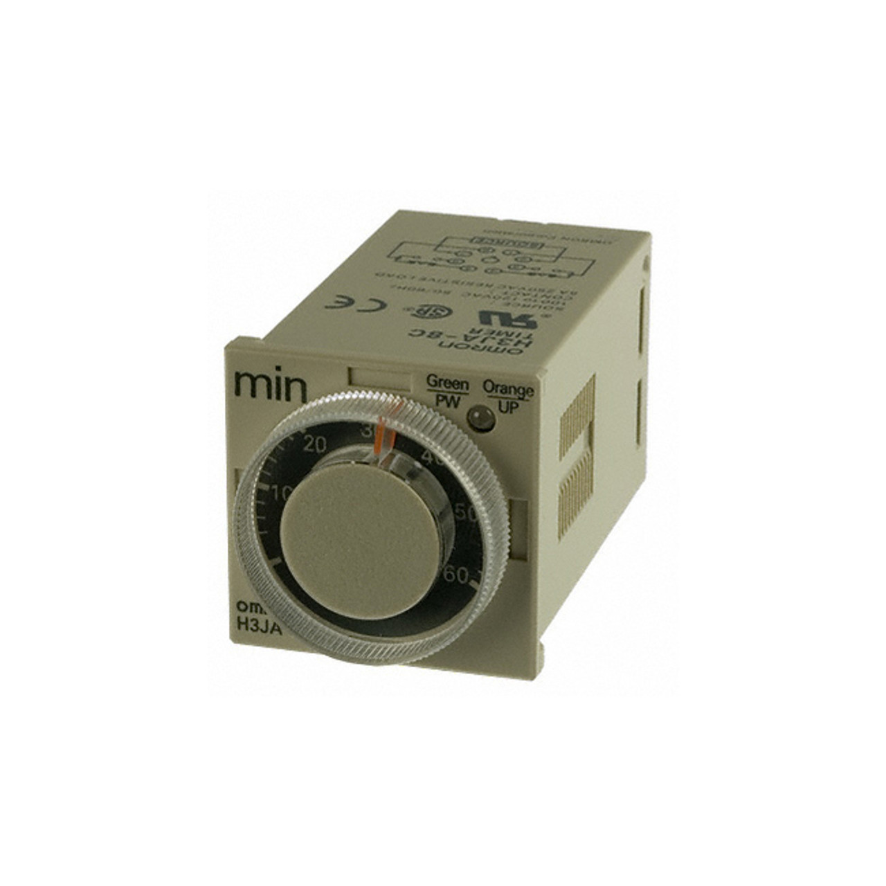 Omron Solid State Timer